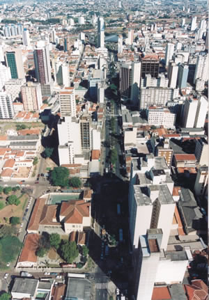 Av. Francisco Glicério - Central